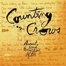 COUNTING CROWS - AUGUST AND EVERYTHING AFTER - NEW VINYL LP