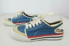 Vtg 90s No Boundaries Platform Sandals Retro Sneaker Shoes Mules Spice Girls 8.5