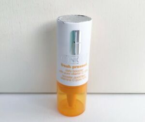 Clinique Fresh Pressed Daily Booster With Pure Vitamin C 10%, 8.5ml, Brand New