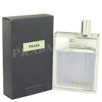 Prada Amber by Prada 3.4 oz EDT Cologne for Men New In Box