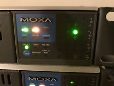 Used MOXA Ethernet Switch IEC 61850 PT-7728-R-48-48 Layer 2,  Turbo Ring 2
