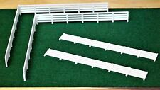 Model Railway OO/HO Scenery Line side War Games  Fencing 6 pack