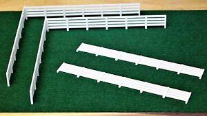 Model Railway OO/HO Scenery Line side War Games  Fencing 6 pack