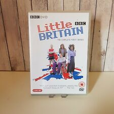 Controversial Little Britain Series 1 DVD Boxset Collection - Netflix Removed
