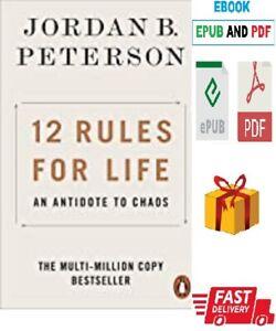 12 Rules For Life -  Jordan B. Peterson / Lese die Beschreibung