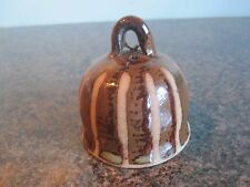Studio pottery-small bell