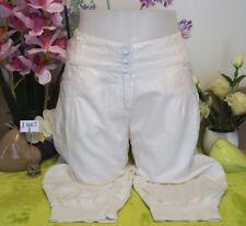 """Vêtement Occasion femme ... Bermuda / Pantacourt en Lin """" Camaieu """" ... T : 38"""