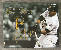 Pedro Alvarez Pittsburgh Pirates Signed Autographed 8x10 Photo