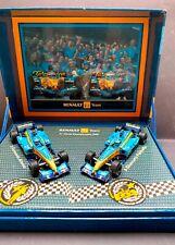 Minichamps - Alonso & Fisichella - Renault - R25 - 2005 - 1:43  - double set