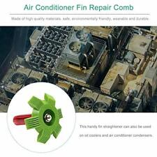 6 in 1 Air Conditioner Fin Repair Comb Condenser Comb Refrigeration Tool New