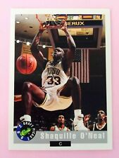 SHAQUILLE O'NEAL 1992 Classic Draft Picks #1 SHAQ ROOKIE Card RC