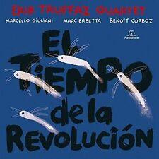 ERIK TRUFFAZ/ERIK TRUFFAZ QUARTET - EL TIEMPO DE LA REVOLUCION [BONUS DVD] NEW C