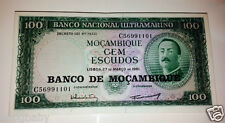 5 x Uncirculated BANKNOTES_MOZAMBIQUE_Consecutive Serial Numbers