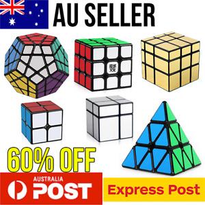 Magic Cube Smooth Speed Cube Puzzle 3x3 Mirror Pyramid Megaminx 2x2 4x4 5x5 cube