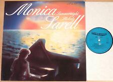 Monica Sarell-Summernight Melody (Musicland Records, D 1988/LP VG + +/M -)