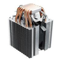 6 Pipe Aluminum CPU Cooler Fan Heatsink For Intel LAG1156/1155/1150/775 Amd N5Y7