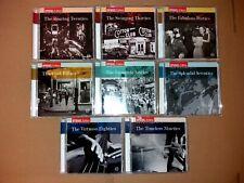 8 CDs komplette Set Spiegel Jazz History 1920s - 1990s
