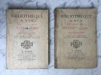 Libreria Di M. G.H 2 Serie L.Giraud-Badin 1927/1929