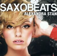 Alexandra Stan - Saxobeats - CD NEU --- Mr. Saxobeat