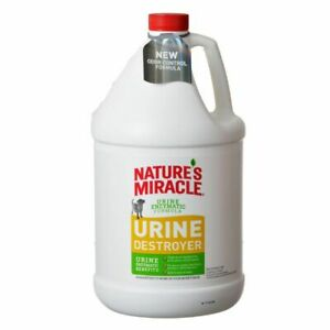 LM Nature's Miracle Urine Destroyer 1 Gallon Refill Bottle