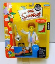The Simpsons Disco Stu Action Figure Playmates Toys NIB Voice Activation