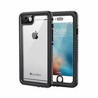 Lanhiem iPhone 6 / 6s Case, IP68 Waterproof Dustproof Shockproof Case with