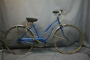 1978 Ross Compact Vintage Cruiser Bike 45cm Small Shimano Lugged Steel Charity!