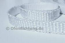 2m Flach Ofendichtung Isolierband Thermo Band für Kaminofen Rauchrohr abdichten