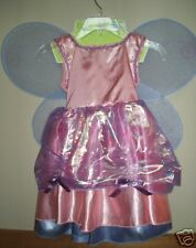 Fairy Princess Dress UP Outfit NEW size 4 - 5 - 6 - 6X