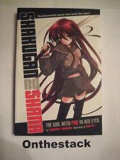 Shakugan no Shana Novel: The Girl with Fire in Her Eyes by Yashichiro Takahashi