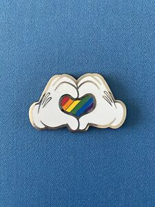 Aimant Magnet Mickey Rainbow Pride LGBT Disney