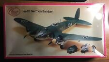 He-111 German Bomber - Lindberg Classic unassembled air craft kit#5303-06
