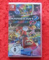 Mario Kart 8 Deluxe, Nintendo Switch Spiel, Neu, deutsche Version
