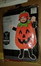 Baby Toddler's Pumpkin Patch Cutie Fancy Dress Party HalloweenCostume 6-12 Month