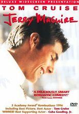 Jerry Maguire (DVD, 1997 Deluxe Widescreen) New