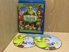 Shrek Forever After The Final Chapter Blu Ray + DVD Great Condition Family Kids