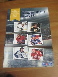 Canada Post Magazine - Hockey Night Heroes - Crosby Lafleur.. Sept 2016     ZMG1