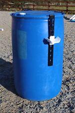 Show Jump Metal Barrel Keyhole Track - for Showjump cups - powder coated