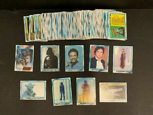 1980 Topps Star Wars Empire Strikes Back Series Two Complete 132 Card Set EX+