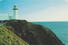 1970s VINTAGE AUSTRALIA POST PRE-PAID COLOUR POSTCARD Cape Byron Lighthouse