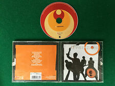 CD Musica LE VIBRAZIONI - Omonimo , BMG Ricordi (2003) 82876520762 Made EU