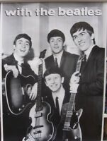 The Beatles   81cm X 60cm  'With The Beatles'   Poster