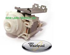 WHIRLPOOL -ELETTROPOMPA MOTORE LAVASTOVIGLIE 480140102395 ORIGINALE