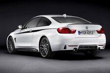 orig. BMW M Performance Heckspoiler Schwarz matt 4er F32 LCI