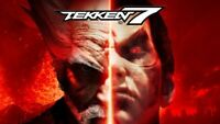 Tekken 7 PC Steam [KEY ONLY] (REGION FREE/GLOBAL) Fast Delivery!