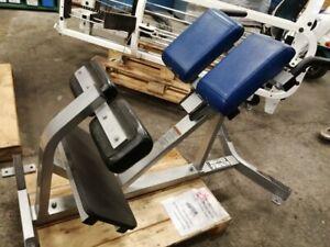 Hammer Strength Rückenstrecker,Hyperextension,Rückentrainer,Bauchtrainer / Gym T