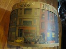 Vintage Oval Hat Box Dobbs 5th Ave.