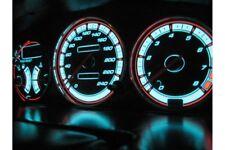 Mazda 323F BG design 1 glow gauges dials plasma dials kit tacho glow dash shift
