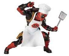 Marvel Comics Mk252 Universe Cooking Deadpool ARTFX Statue