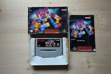 SNES-Tetris 2 - (OVP, con instrucciones)
